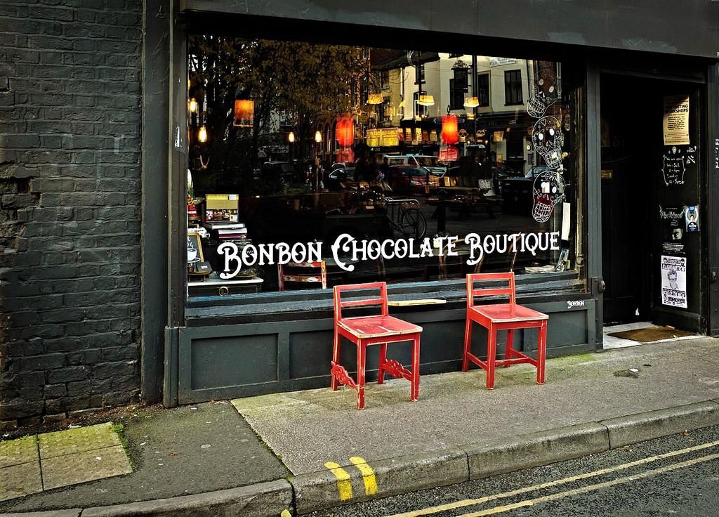 chocolate manchester