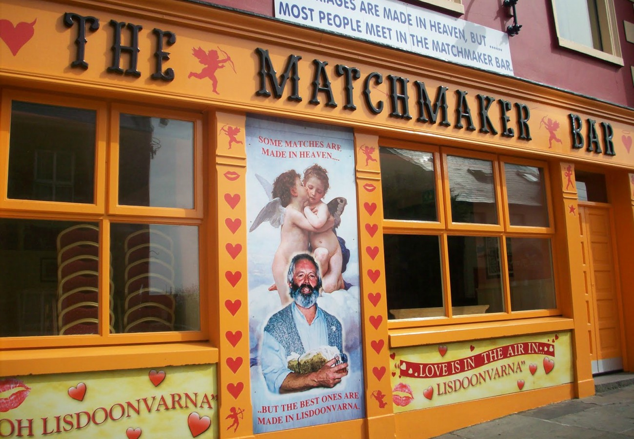 galway matchmaking festival Explore fanore holidays and discover the best your day trip starts as you depart galway from outside the kinlay hostel home to an annual matchmaking festival.