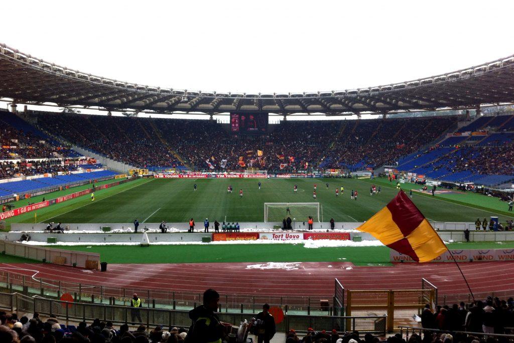 AS_Roma_4,_Inter_Milan_0_Stadio_Olimpico