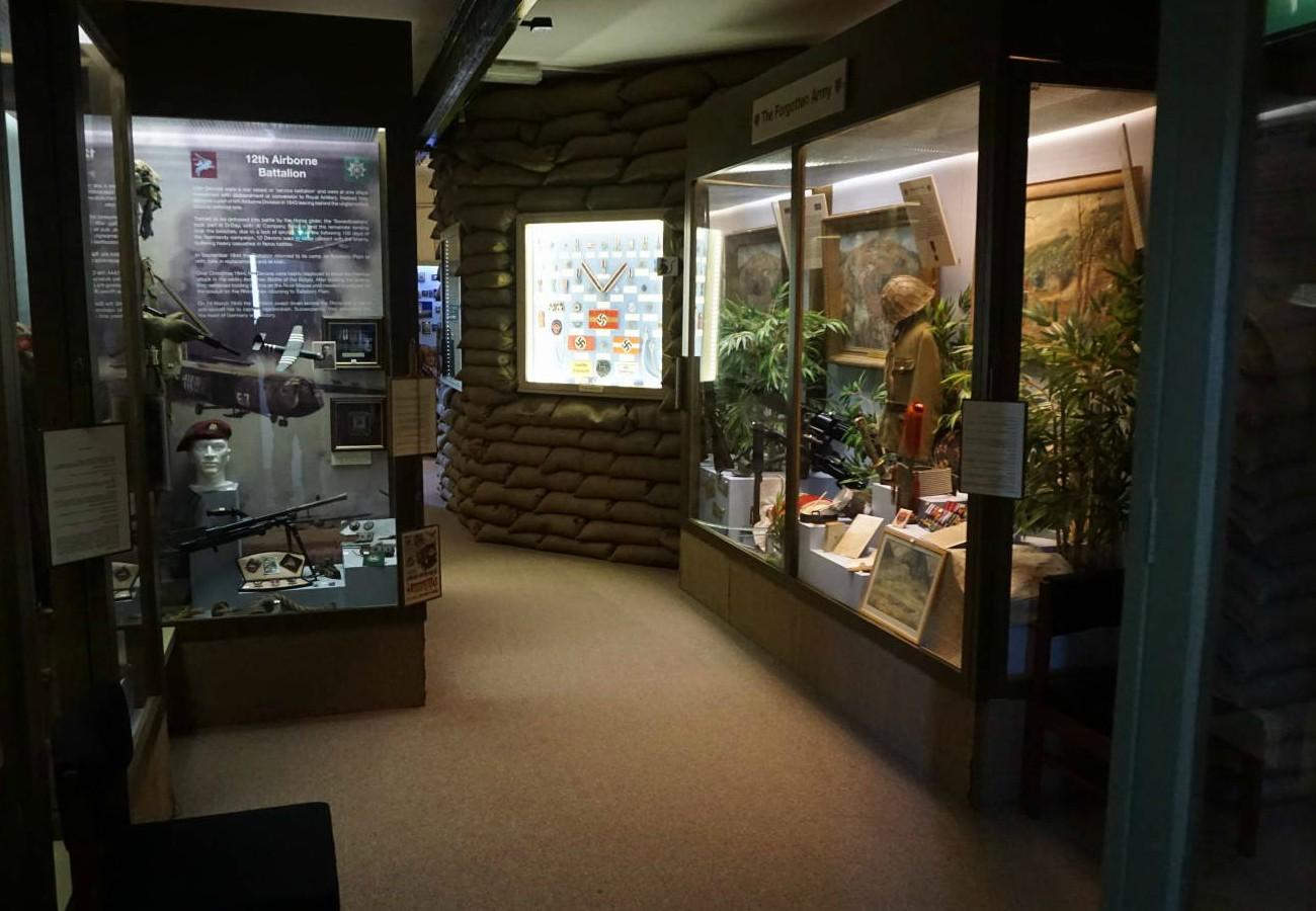 winchester museu militar