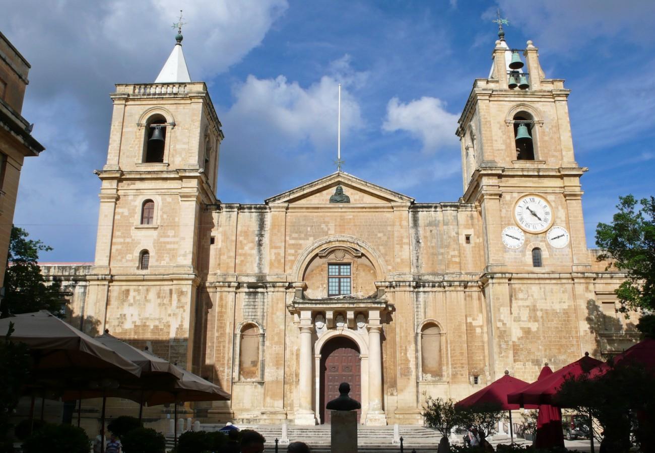 catedral de valletta