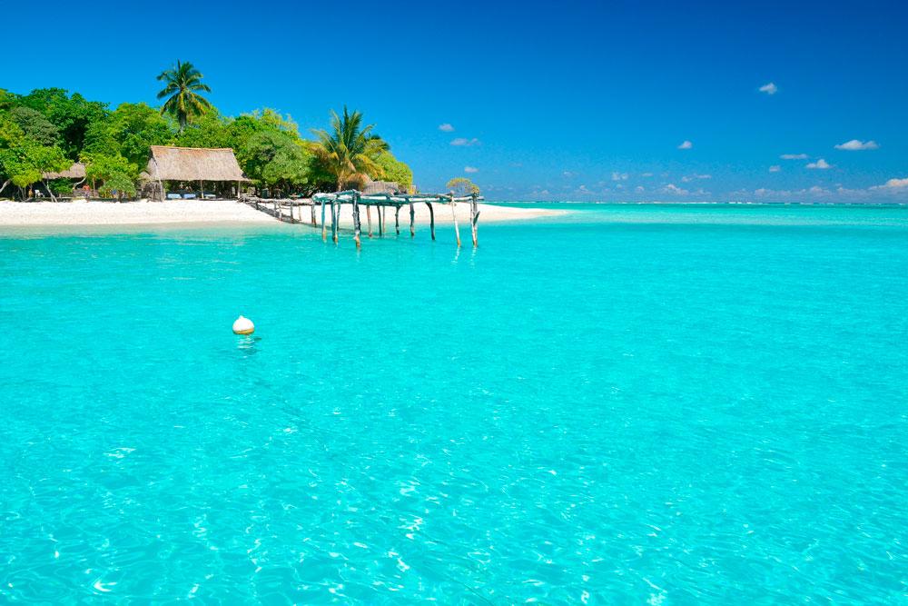 kiribati-beach