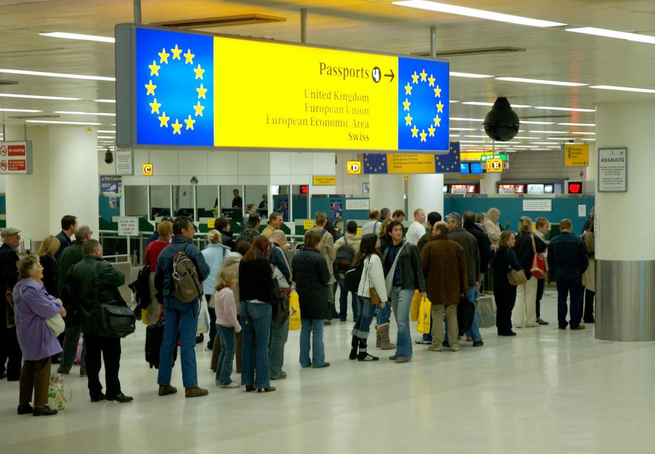 europa imigração