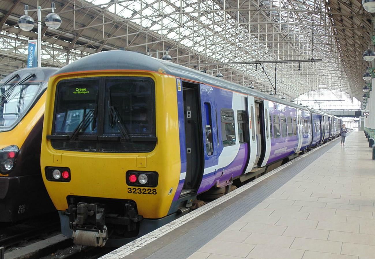 sistema de trem