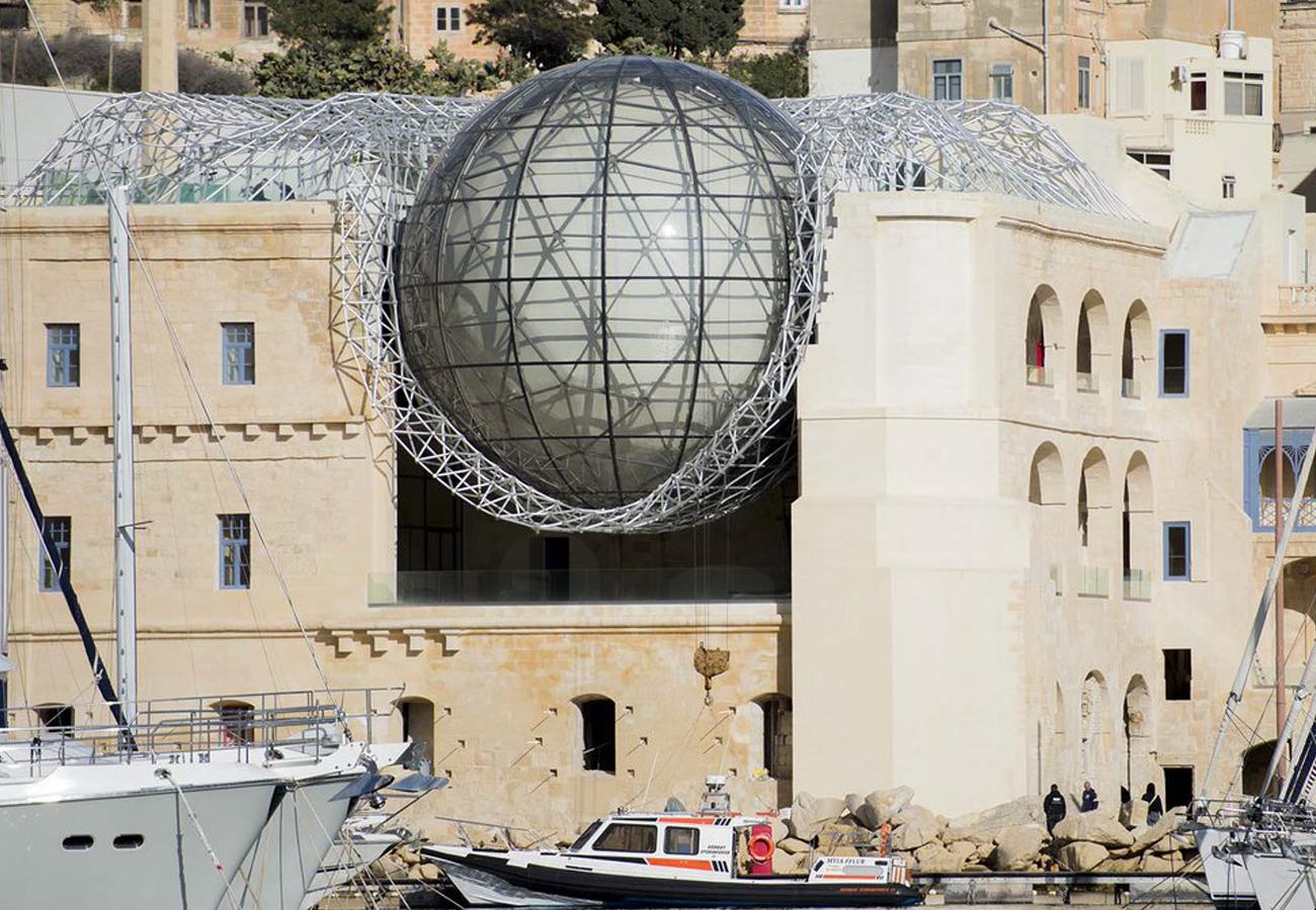malta museu