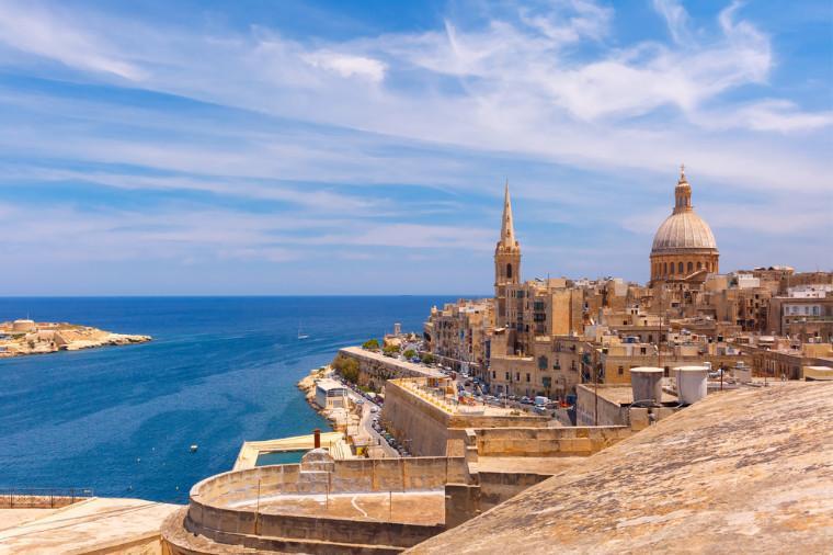 Tudo sobre intercâmbio de inglês em Malta